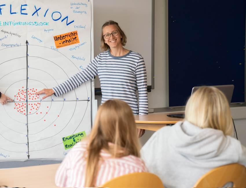 Bildung beginnt mit Neugierde – Weiterbildunginstitut an der Pflegeschule Daun